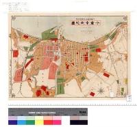 対象地域:小倉市 使用地図:小倉市街図